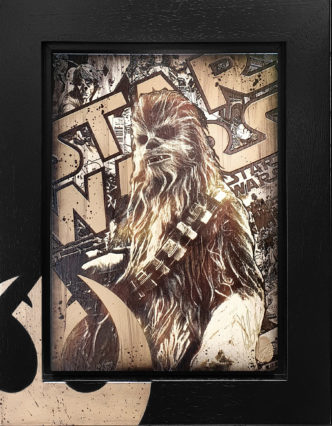 Rob Bishop Star Wars Chewie