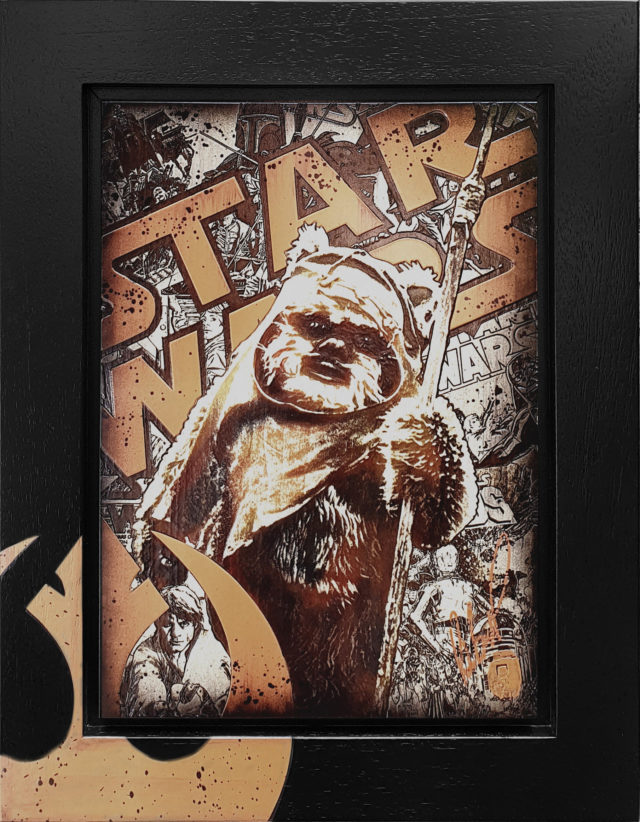 Rob Bishop Star Wars Ewok