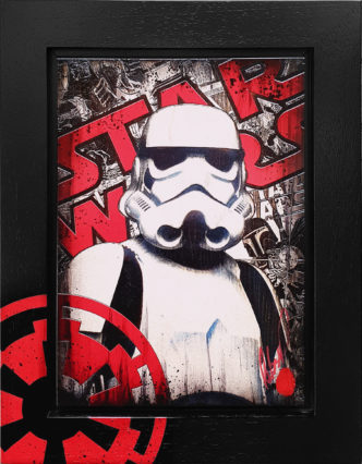 Rob Bishop Star Wars Stormtrooper