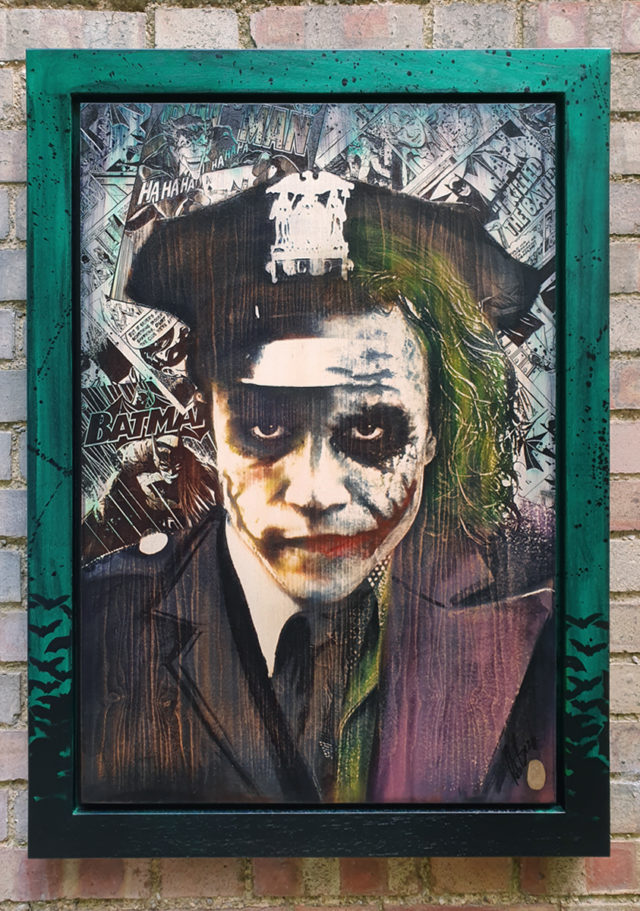 Joker by Rob Bishop