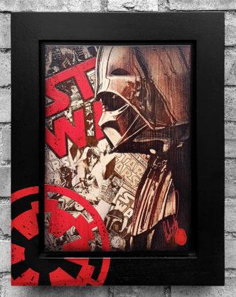 Rob Bishop Vader Star Wars OV