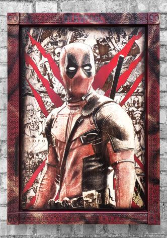 Rob Bishop Deadpool Deluxe (OV)