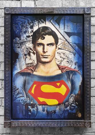 Rob Bishop Superman (Deluxe) Original Variation