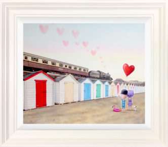 Michael Abrams We Do Love to be Beside the Seaside