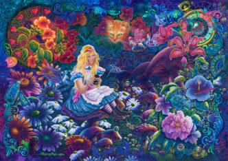Wonderland-Girl by Peter Sherburne